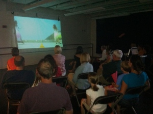 Music Video Screening
