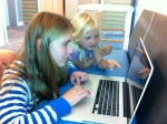 Ava and Analise editing